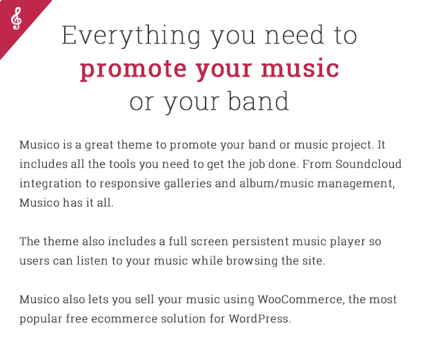 Musico - For Musicians By Musicians